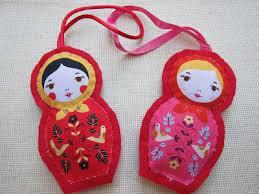 oksana plus hobbies diy nesting doll ornament diy
