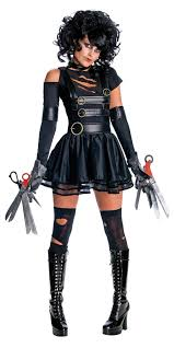 Baseball Furies Costume Halloween Scissorhands Costume Costumes Edward Scissorhands