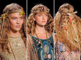 hippie hair accessories summer 2014 hair accessory trends fashionisers