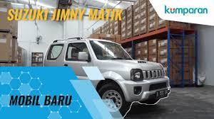 jimny jangkrik interior first impression suzuki jimny transmisi otomatis indonesia youtube