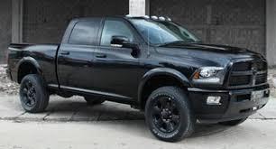 dodge blackout truck dodge ram 2500 laramie blackout edition auto car