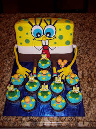 spongebob squarepants cake spongebob squarepants birthday cake ideas birthday cake ideas