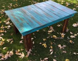 Distressed Coffee Tables by Mstrf Ad Block Modern Rustic Distressed Coffee Table