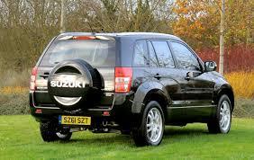 suzuki grand vitara sz t special edition autoevolution