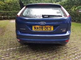 look ford focus 1 8 tdci style 5dr full 12 month mot in