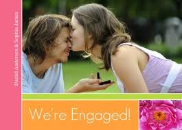 engagement announcement cards best 25 engagement announcement cards ideas on