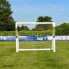 small soccer goals for backyard home outdoor decoration