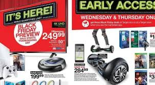 black friday preview ad target black friday fox13now com