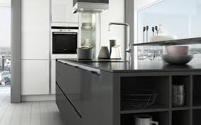 awesome grey kitchen designs about remodel home decoration for