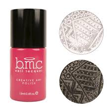 metal foil finish nail stamping lacquers creative art polishes