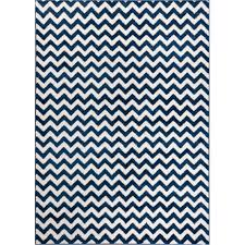 Francesca Rugs Blue And White Area Rug Roselawnlutheran