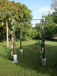 how to build a chuppah read about building a diy chuppah for your grand cayman