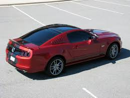 Mustang Black Roof Lets See Your Latest Pics Page 101 The Mustang Source Ford