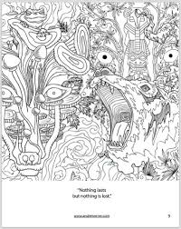 psychedelic ornaments colouring book 1 release andrei verner