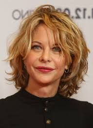 curly haircuts for older women