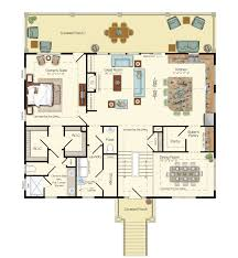Single Family Floor Plans The Sea Cliff Floor Plan Schell Brothers