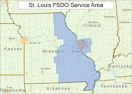 Map Of St Louis Faa Gov Mobile