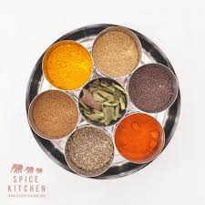 K Henm El Masala Dabba Spice Tin Authentic Spices By Spice Kitchen Uk