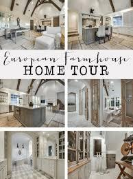 european farmhouse home tour house of hargrove