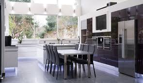 realisation cuisine spacious design kitchen rendez vous model