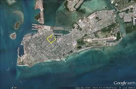 Key West Florida Map The Meadows Neighborhood In Key West Florida