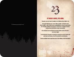 halloween horror nights faq halloween horror nights 23 advertising campaign on behance