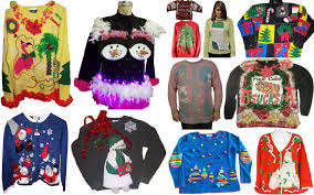 12 even uglier christmas sweaters collectors weekly