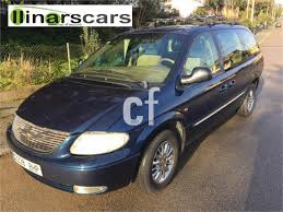 used chrysler grand voyager cars spain from 4 000 eur to 5 000 eur