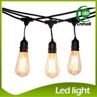 Edison Lights String by Wholesale Edison Bulb String Lights Buy Cheap Edison Bulb String