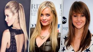 hairstyles with straight hair for women 2016 haircut u0026 style