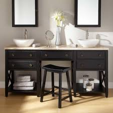 bathroom elegant classic bathroom sink with cabinet with white