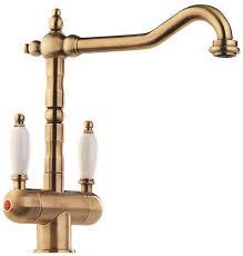robinet cuisine retro charming robinet cuisine retro vieux bronze vue chemin e in