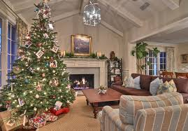 Christmas Decorations For Homes A Family Home Decorated For Christmas Home Bunch U2013 Interior
