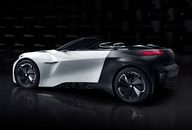 peugeot cabriolet 2017 peugeot u0027s new fractal coupe hatch convertible concept in all its