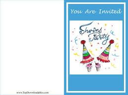 free printable kids invitation u0026 decorationtemplates