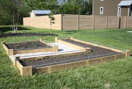 how to make raised beds or wooden planter boxes u2022 craft thyme