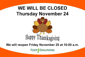 closed labor day monday september 5 foot solutions largo