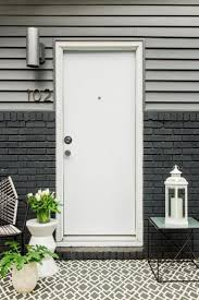 Front Door Colors For Gray House 97 Best Foyers Porches Front Doors Images On Pinterest Front
