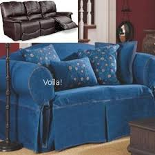 Sure Fit Recliner Slipcovers 105 Best Slipcover 4 Recliner Couch Images On Pinterest