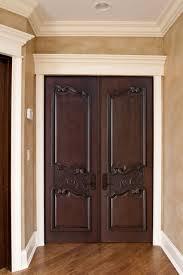 custom solid wood interior doors traditional design doors by