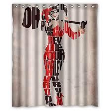 Harley Shower Curtain 11 Best Bathroom Ideas Images On Pinterest Harley Quinn Jokers