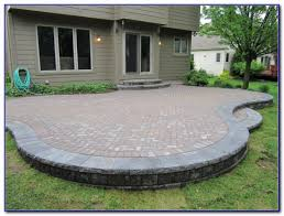 Patio Brick Calculator Brick Paver Patio Ideas Patios Home Design Ideas Ayrb2xlrpx