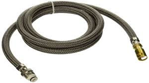 hansgrohe 88624000 pull down kitchen faucet hose chrome youtube