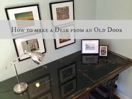 Diy Door Desk Door To Desk Tutorial Personal And Small Business
