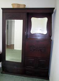 Used Victorian Furniture For Sale Furniture Cherry Wood Armoire Pine Armoire Antique Chifferobe