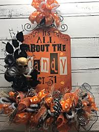 halloween halloween door hanger halloween decoration halloween