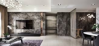 living room living room marble this sophisticated taiwan home chooses marble plain white