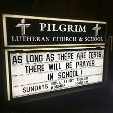 Church Sign Meme - funny school meme on instagram