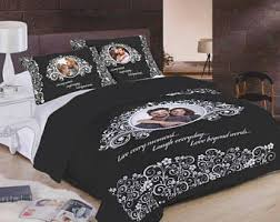 Create Your Own Comforter Personalized Bedding Etsy