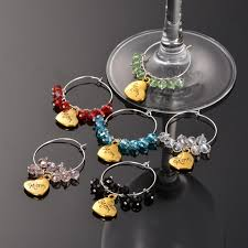 Wine Glass Keychain Wholesale Mother U0027s Day Tibetan Style Alloy Heart With Word Mom